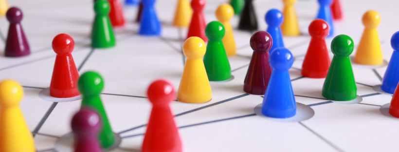 LinkedIn -verkostot yltävät laajalle